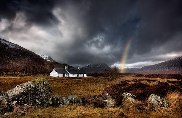 Black Rock Cottage - Landscapes