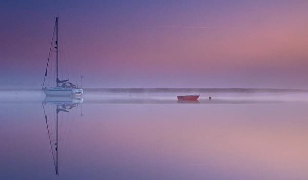 Autumn Calm - Dorset and Hampshire