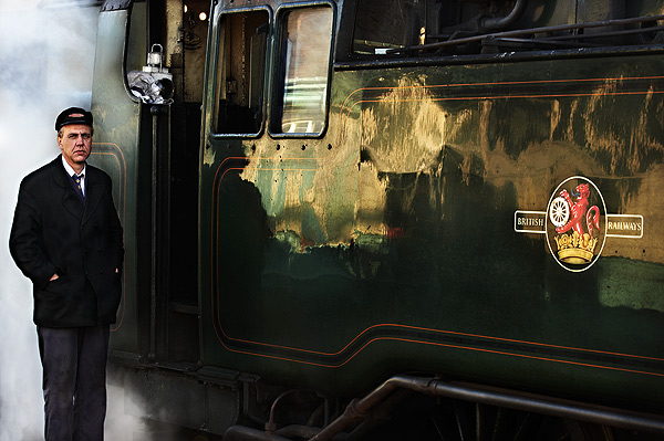 Railway People - Iron and Steam