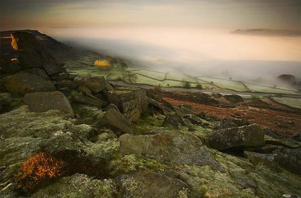Cold Edge - Landscapes