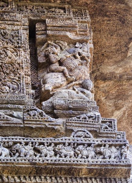 2g1 101 - Konarak, Surya Deul