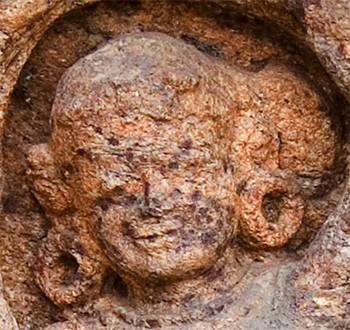 2g1 019h - Konarak, Surya Deul