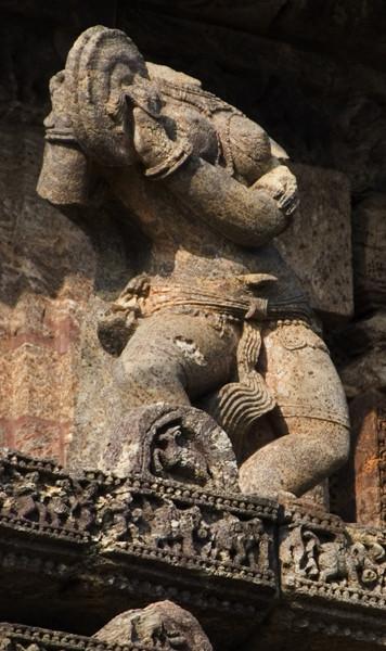 2g1 355 - Konarak, Surya Deul