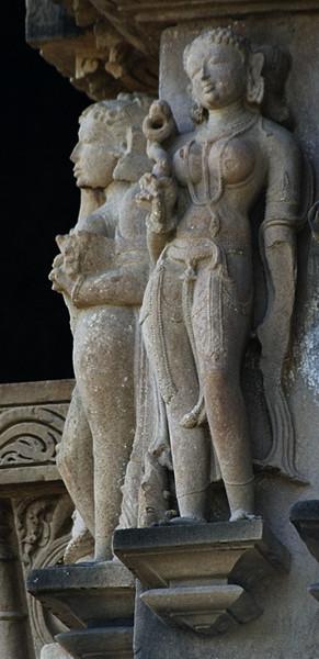 SD 045017 - Khajuraho, Lakshmana