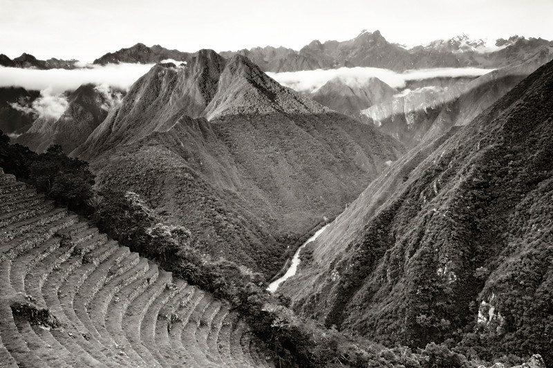 Winay Wayna - Landscapes