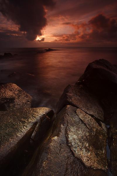 Morning Sunrise - Hampshire, Dorset and Devon