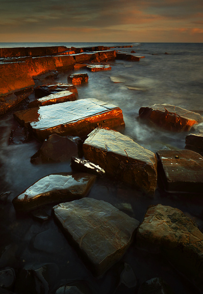 Kimmeridge Ledges - Hampshire, Dorset and Devon