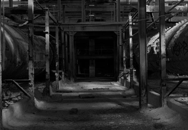 - Derelict Shoreham Cement Works