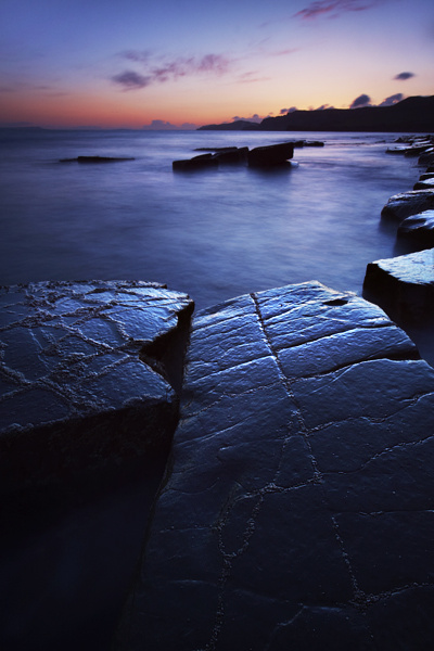 Kimmeridge Rocks - Hampshire, Dorset and Devon