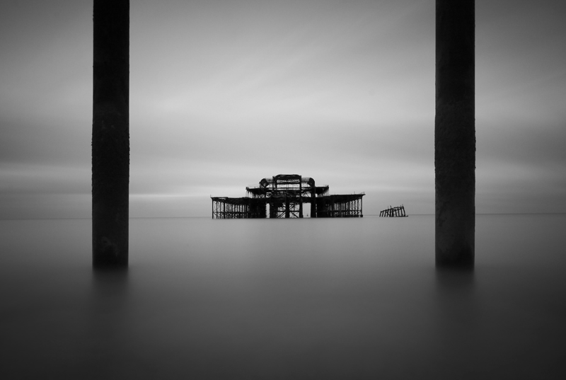 West Pier VII - The South Coast of England
