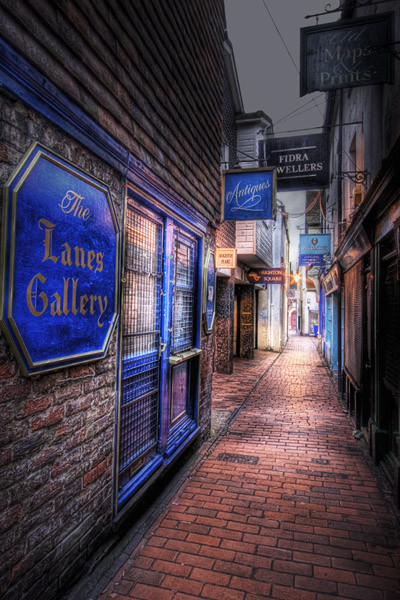 The Lanes - Expressive