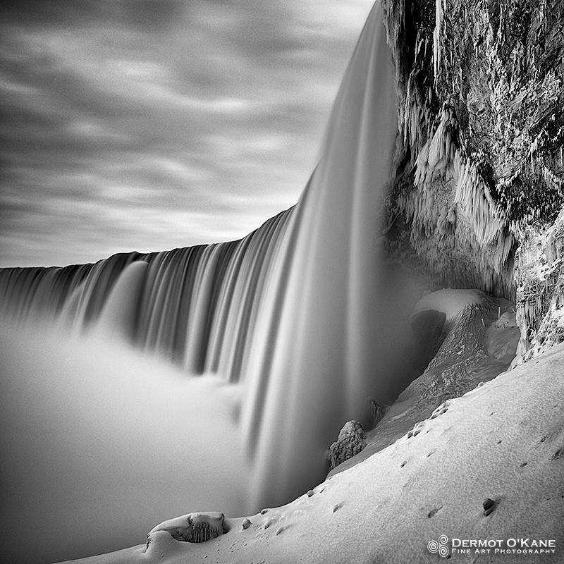 Niagara Winter - 35mm Images