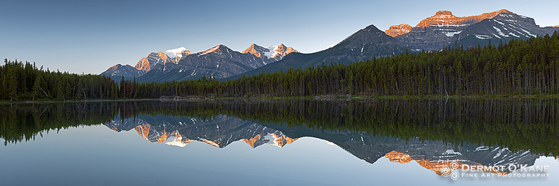 Herbert Lake - Panoramic Horizontal Images