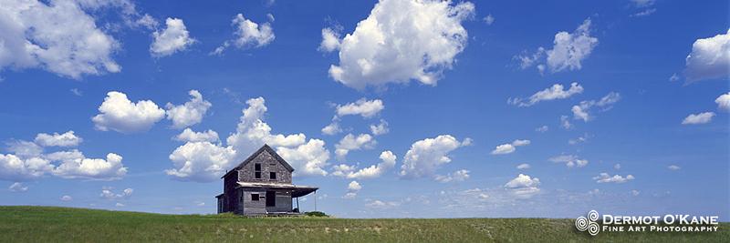 Prairie Ghost - Panoramic Horizontal Images