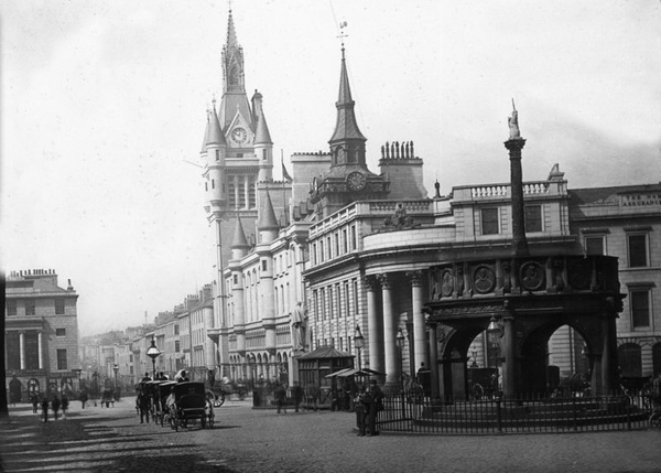 Aberdeen Castle St 6 - Old Photos of Scotland