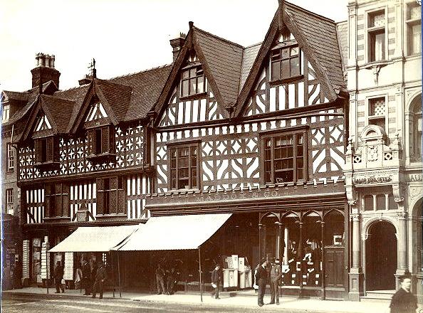 Shrewsbury 10 - Old Photos of Shrewsbury