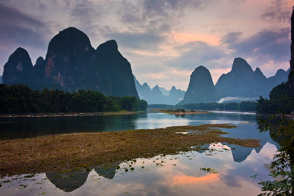 Li River, Xingping - China, Guangxi Province