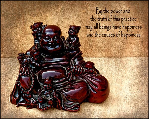 God Series: Buddha - Experimental Work