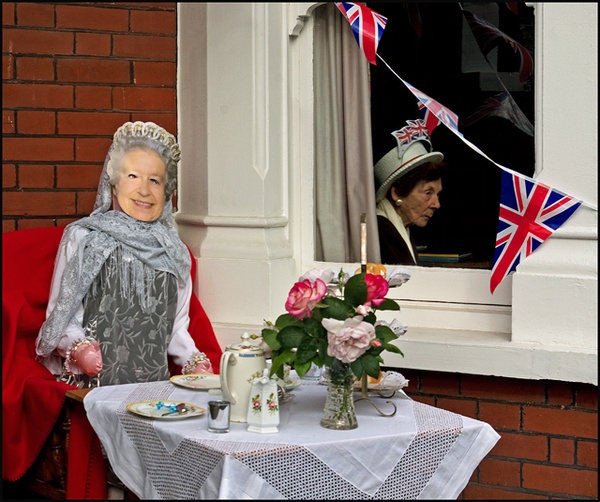 Tea with Liz - Picture Gallery