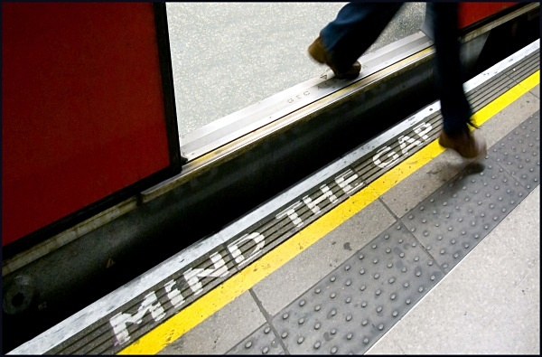 Mind the Gap - ARPS Images