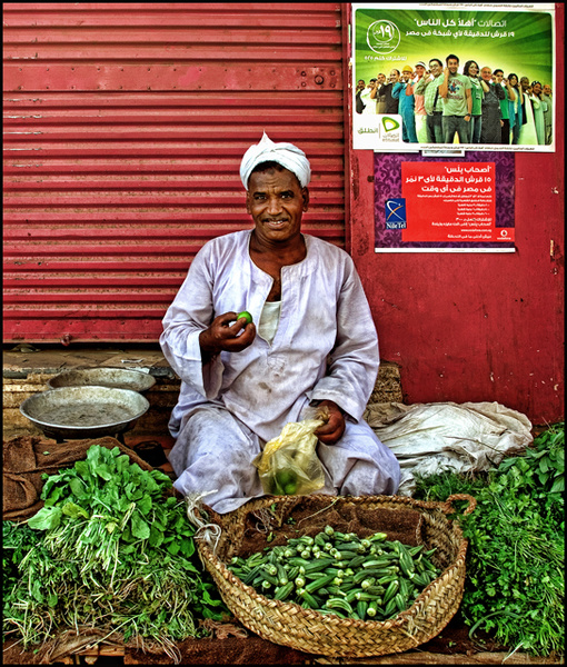 Wahid the Vegetable Seller - Picture Gallery