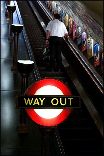 Way Out - ARPS Images