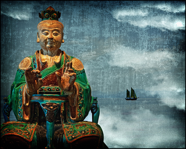 Chinese Emperor - Experimental Work