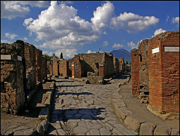 Pompeii - Travels Abroad