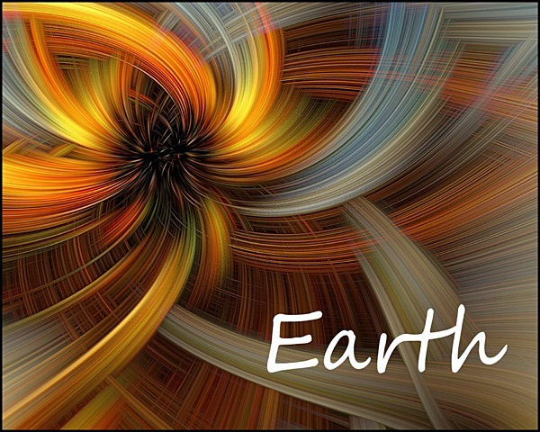 Four Elements: Earth - Experimental Work