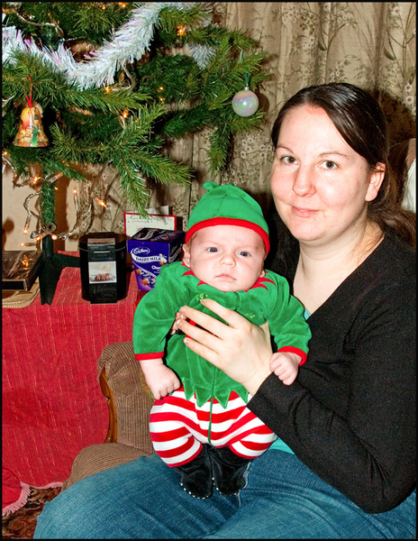 Henry's first Xmas - Dec 2008 - Odds 'n Sods