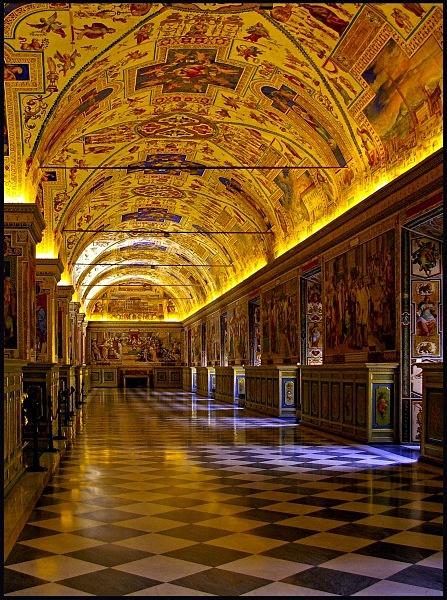 Vatican Museum - LRPS Images