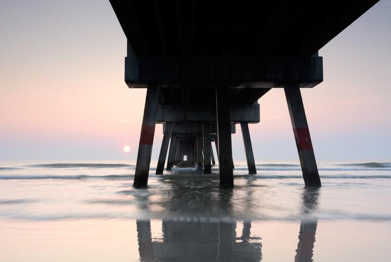 Under the Pier - Beaches