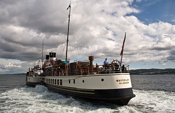 - PS Waverley