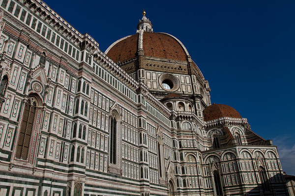 Cattedrale do Santa Maria del Fiore, Florence, Italy (MG_6833) - The Mediterranean and Europe