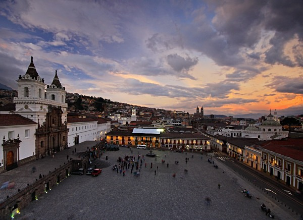 - Ecuador: Quito and the Andes