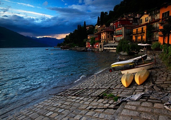 - Italy: Lakes, Verona and Tuscany