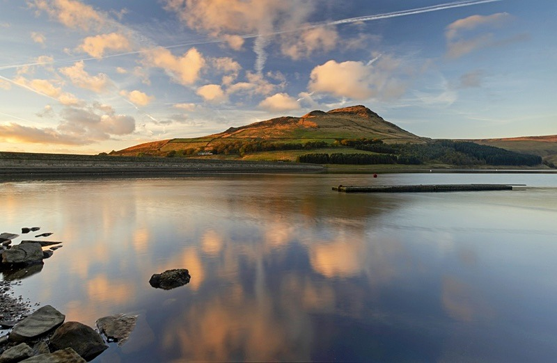 Dovestone Reflections - Saddleworth