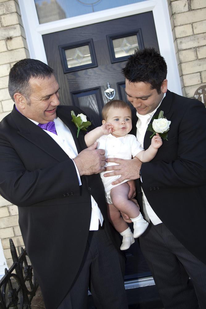 Groom family at Bear Hotel, Cowbridge6 - Wedding Photography at The Bear Hotel, Cowbridge
