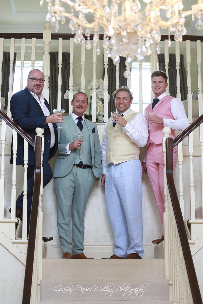 - Wedding Photography at Dyffryn Springs