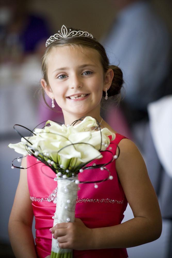 Bridesmaid at Bryn Meadows - Wedding Photography at Bryn Meadows Golf & Country Club