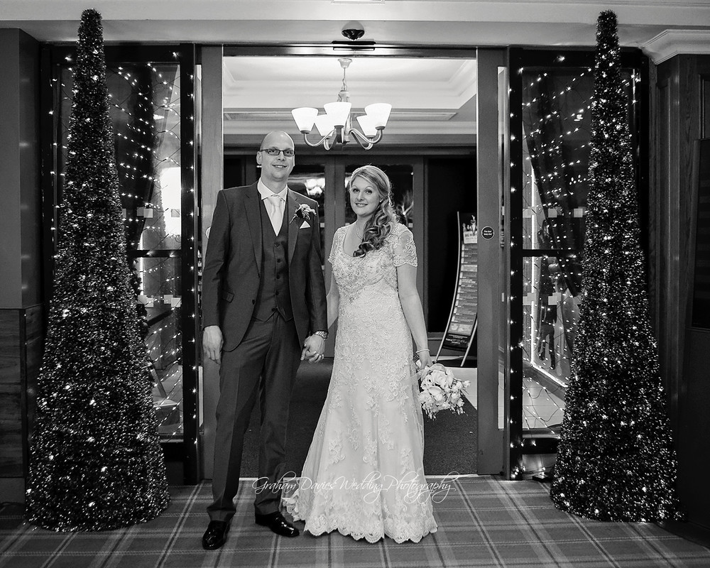 - Wedding Photography at Village Hotel, Cardiff