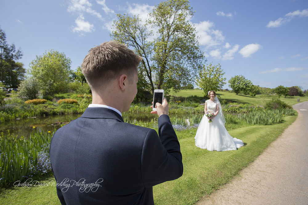 608C1237 copy - Wedding Photography at Cottrell Park, Cardiff
