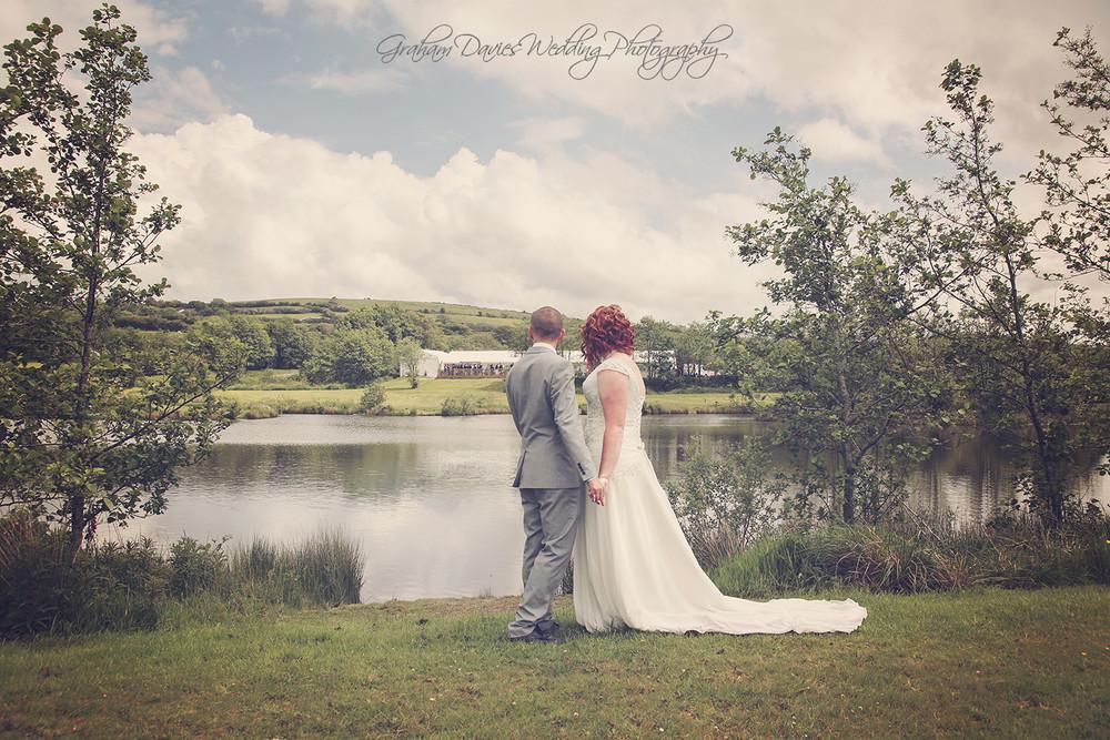 0568_Gwawr  Mark_Originals copy - Wedding Photography at Sylen lakes
