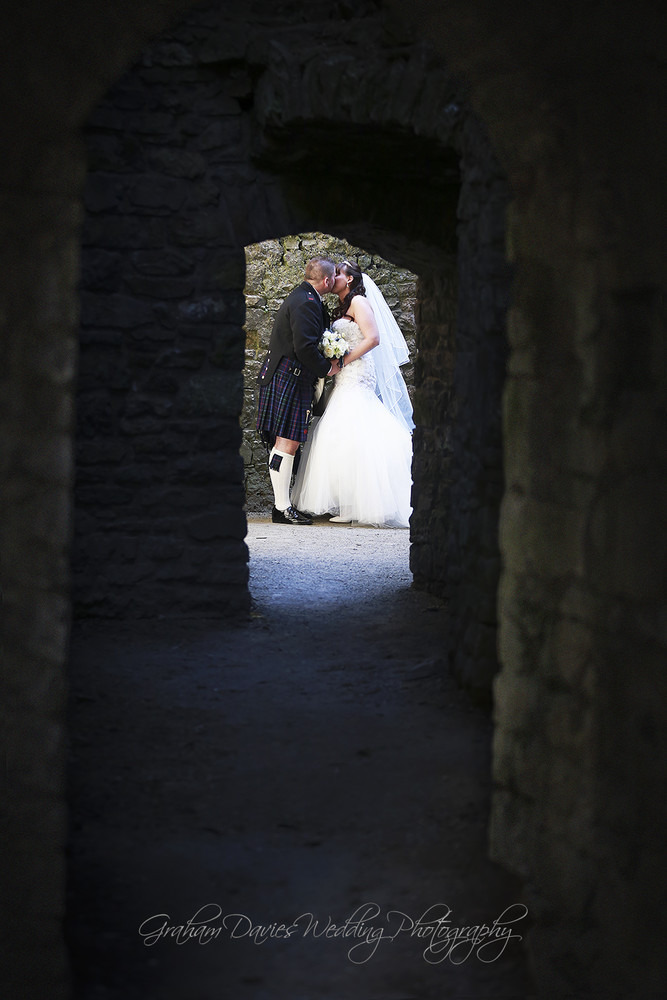 - Wedding at Old Walls, Gower