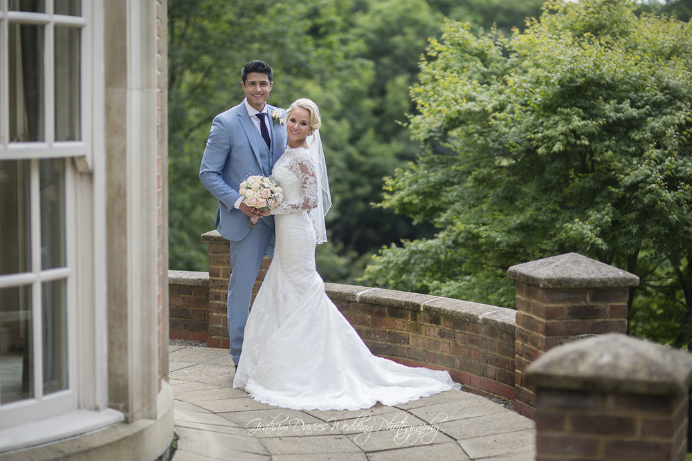 - Wedding Photography at De Courceys, Cardiff