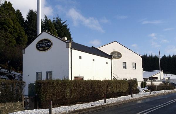 Glengoyne Distillery, 10 January 2010 - Whisky