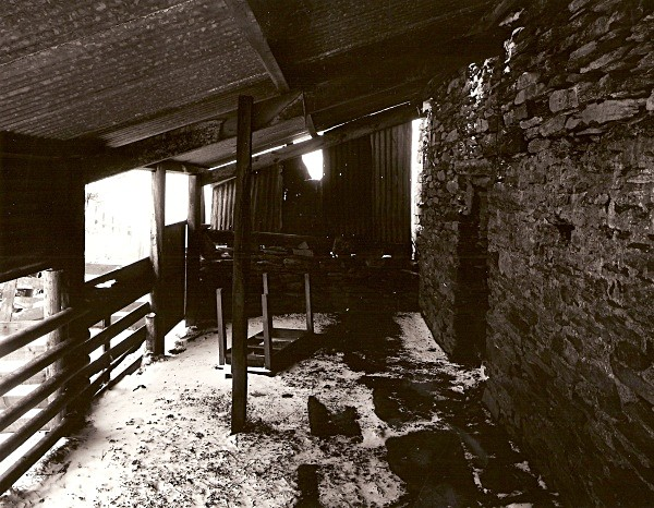 GARREGLWYD, Elenydd, Pontrhydyfendigaid, Ceredigion 2011 - CEREDIGION FARMHOUSES