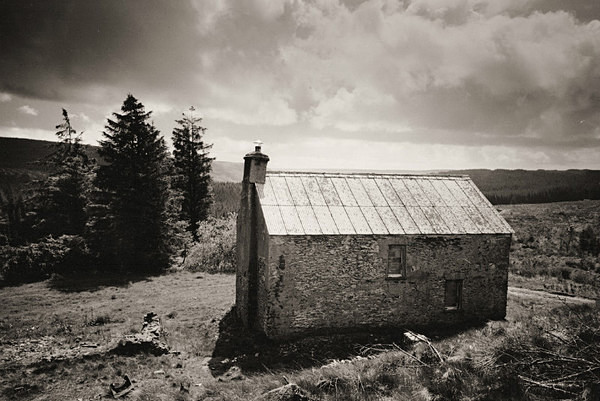 NANT RHYS BOTHY, Radnorshire 2001 - RADNORSHIRE (farmhouses)
