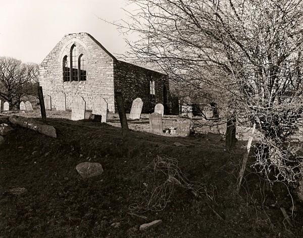 LLANFIHANGEL RHOSTIE, Lledrod, Ceredigion 2011 - OTHER WELSH RUINS