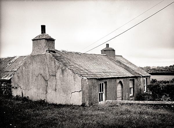 CHURCH HOUSE & HALL, St Padarn's Parish Church, Pennant, Ceredigion 20 - OTHER WELSH RUINS